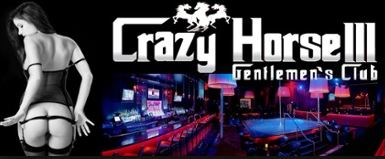 Crazy Horse 3 Las Vegas is just the place to be at night.